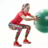 Общо-възстановителна програма за седалище и бедра / Glutes and Thighs Conditioning training
