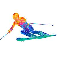 Ski conditioning training period