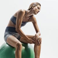 Предна колянна болка